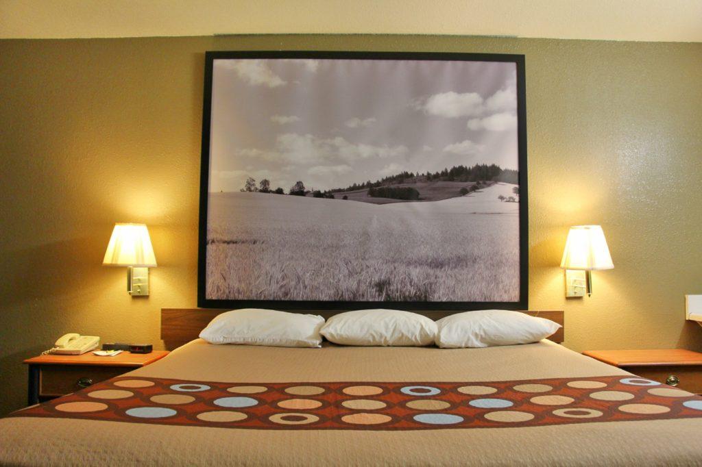 Hotels in Ottawa kansas - super 8 hotel