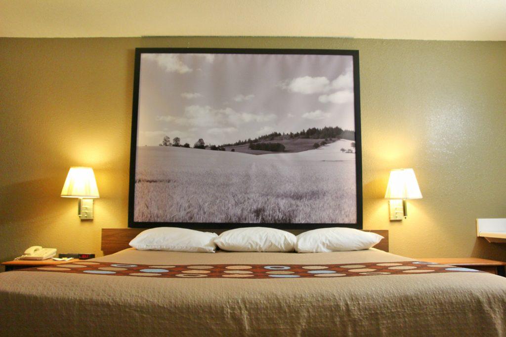 King Room at Super 8 Ottawa Kansas - Great Place to Stay in Ottawa Kansas
