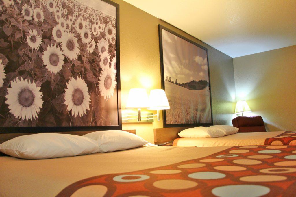 motel near ottawa kansas - good quality and clean - super 8 ottawa